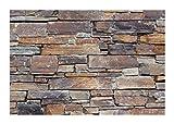 W-006 Wand-Design Naturstein Verblender Schiefer Steinwand Wandverkleidung - 1 Muster - Fliesen Lager Verkauf Stein-Mosaik Herne NRW