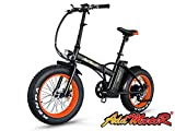 Addmotor® Motan M150- Bicicletta elettrica pieghevole 500W 48V...