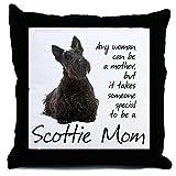 CafePress - Scottie Mom - Throw Pillow, Decorative - Best Reviews Guide