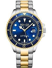 Reloj SO & CO New York para Hombre 5347.4