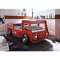 Amazonfr Lit Camion Pompier Voir Aussi Les Articles Sans Stock - Lit gigogne pompier