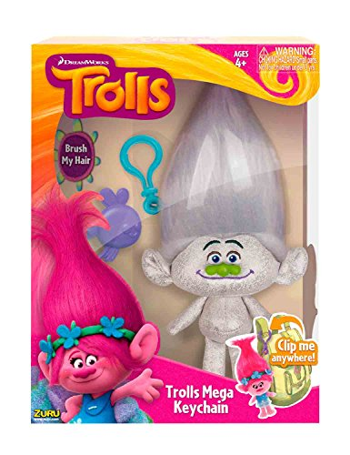 Trolls - 34241 - Porte-Clés - Guy Diamond - 22 cm