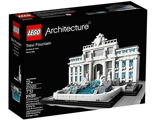 Preisvergleich Produktbild LEGO Architecture 21020 - Trevi Brunnen