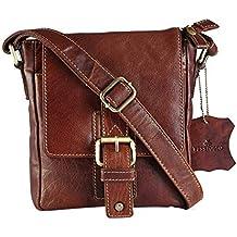 Asha Art & crafts Women's Medium Sling Bag (Brown, AAC20)