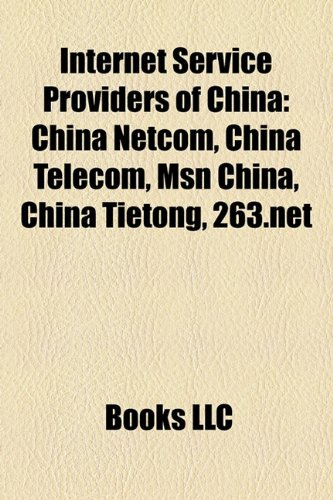 internet-service-providers-of-china-china-netcom-china-telecom-msn-china-china-tietong-263net