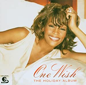One Wish - The Holiday album - Copy control