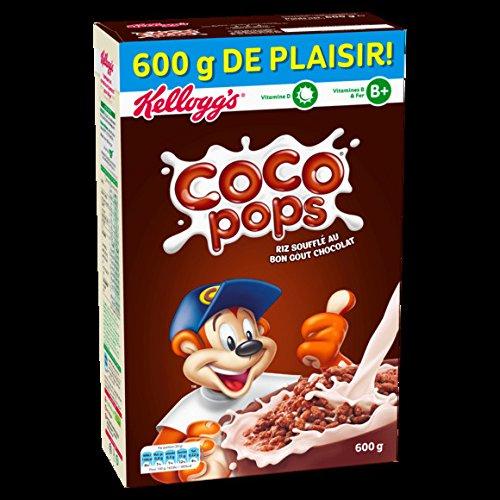 coco pops Riz soufflé au chocolat - ( Prix Unitaire ) - Envoi Rapide Et Soignée