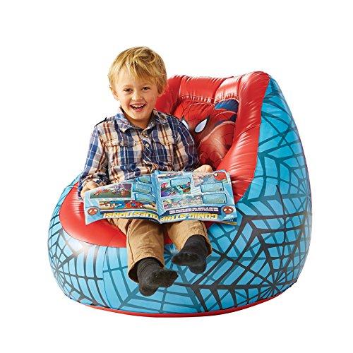 Marvel Spiderman aufblasbarer Sessel Kindersessel