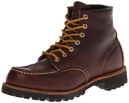 Red Wing 8146 Moc Toe brown Rouge