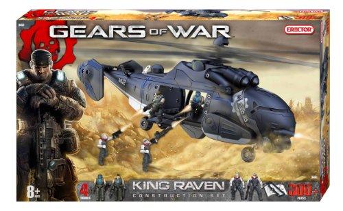 Erector Gears of War King Raven Construction Set