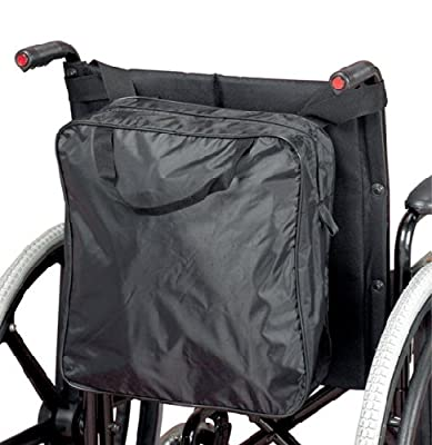 Ability Superstore Black Wheelchair Bag