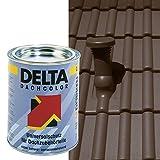 Delta Dachcolor Dachfarbe Anthrazit 0,75 Liter