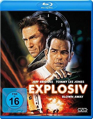 Explosiv - Blown Away [Blu-ray] - Amis Boston