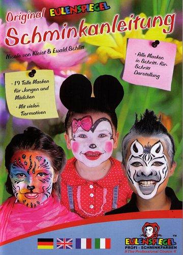 Original Eulenspiegel Schminkanleitung: 19 Tolle Masken für Jungen und Mädchen