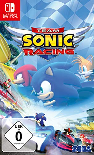 Price comparison product image Team Sonic Racing (Nintendo Switch)