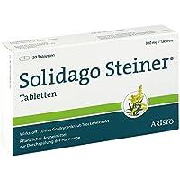 Solidago Steiner Tabletten, 20 St. preisvergleich bei billige-tabletten.eu