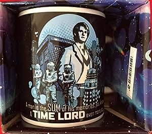 Doctor Who Peter Davison Mug