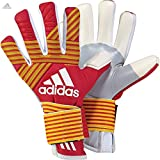 adidas Erwachsene Ace Trans Climawarm Torwarthandschuhe, Scarlet/Energy s17/Eqt Yellow s16/White, 10