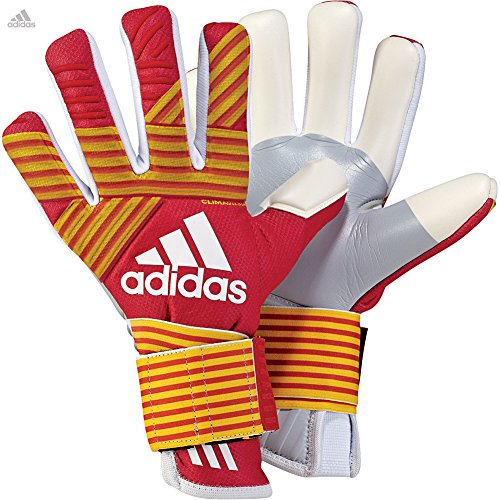 para ver Determinar con precisión Autocomplacencia  adidas Climawarm Goalkeeper Gloves Unisex Ace Trans, Unisex, ACE Trans  Climawarm, scarlet/energy s17/eqt yellow s16/White- Buy Online in India at  desertcart.in. ProductId : 54413632.