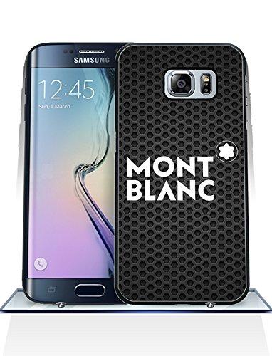 Fall-Abdeckung für Samsung Galaxy S6 Edge Plus Montblanc Vivid Design, Montblanc Logo&Brand Samsung S6 Edge Plus Hülle Schutzhülle Tasche Hard Kunststoff PC Back Protective Gift für Mädchen