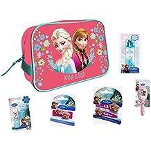 Disney - Frozen El Reino del Hielo - Mochila infantil con ruedas - bolsa escolar
