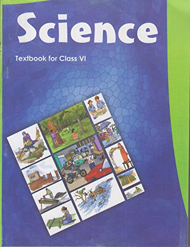 Science Textbook for Class – 6  – 652 51zNwa1GaoL