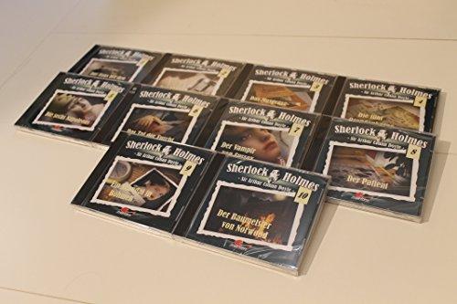 Preisvergleich Produktbild Sherlock Holmes - Die Maritim Klassiker - CD Nr. 1 - 10