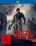Dredd  (inkl. 2D-Version) [3D Blu-ray]