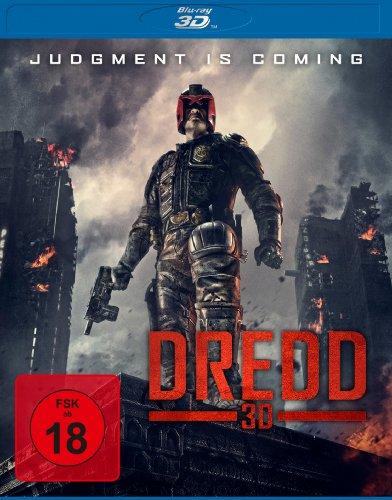 Dredd  (inkl. 2D-Version) [3D Blu-ray] - Travis Brillen
