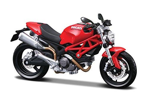 """Tobar Maßstab: 1: 12""""MC Ducati Monster 1.767,8cm Druckguss-Modell Bike Kit"""