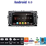 Android GPS DVD USB SD Wifi Radio 2 Din GPS Ford Mondeo/Ford Focus/Ford S-Max y Ford C-Max/Ford Galaxy