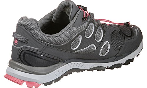 Jack Wolfskin Trail Excite Texapore Low W Scarpa trail running Grau