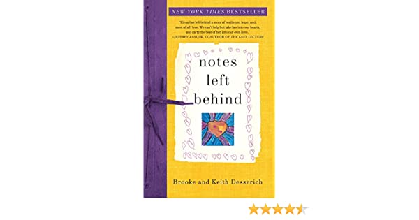 Notes Left Behind (Reprint Edition)