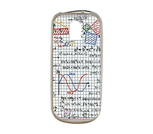 Oujietong Custodia per Nokia 130 nokia130 Custodia TPU Soft Case Cover GS