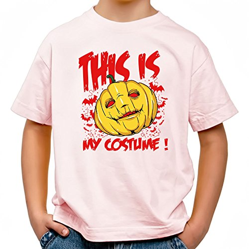 My Costume Cooles Party Kinder T-Shirt_rosa_158/164