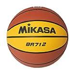 Mikasa Basketball BR 712, orange / gelb, 1070