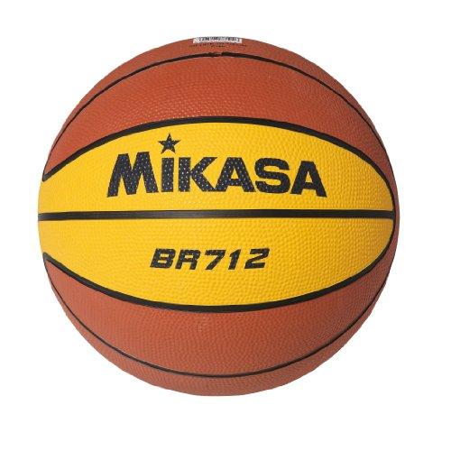 MIKASA Basketball BR 712 Balón de Baloncesto