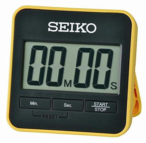 Seiko - Temporizador Cuenta atrás cronómetro Digital