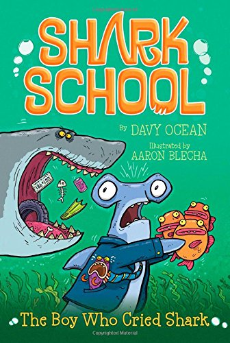 Band Spongebob 4 (The Boy Who Cried Shark (Shark School, Band 4))