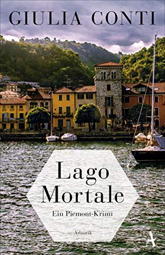 Buchseite und Rezensionen zu 'Lago Mortale: Ein Piemont-Krimi (Simon Strasser)' von Giulia Conti