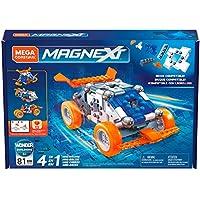 MEGA Construx Magnext, Costruzione Magnetica con 81 Pezzi, Giocattolo per Bambini 6+ Anni, GFF25