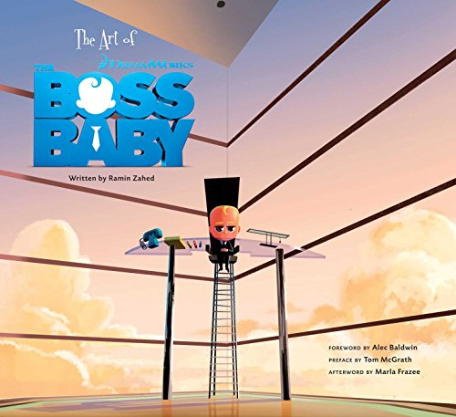 The Art of The Boss Baby por Zahed Ramin