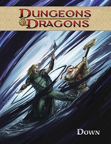 Dungeons & Dragons Volume 3: Down (Dungeons & Dragons (Idw Quality Paper)) by John Rogers (2013-04-16) par John Rogers