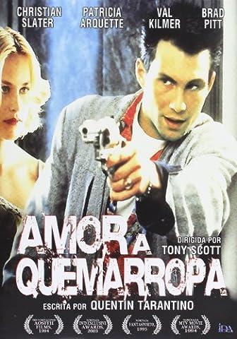 True Romance Dvd - Amor A Quemarropa [Import