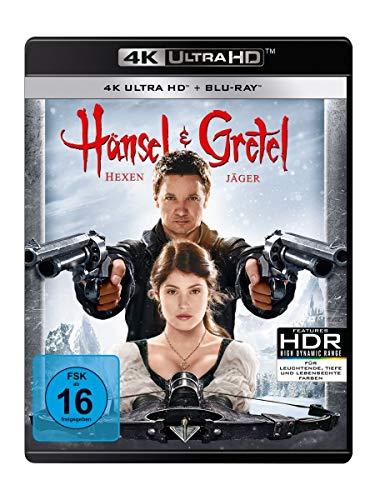 Hänsel und Gretel - Hexenjäger  (4K Ultra HD) (+ Blu-ray 2D)
