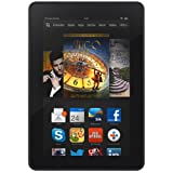 Kindle Fire HDX 7, 17 cm (7 Zoll), HDX-Display, WLAN, 32 GB (Vorgängermodell – 3. Generation)