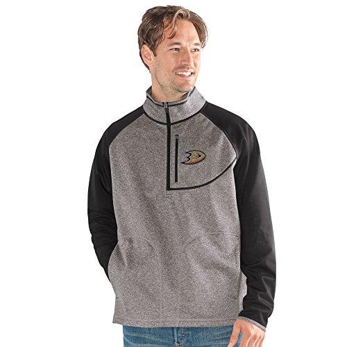 G-III Sports Mountain Trail Half Zip Pullover, Herren, Mountain Trail Half Zip Pullover, grau, XX-Large Xx Bonded Fleece