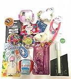 Diverse Füllung für Schultüte Mädchen Set Meerjungfrau Flamingo, ... etc Einschulung Schulstart 1. Schultag