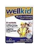 Wellkid Vitabiotics Multi-Vitamin Smart Chewable -30compresse multivitaminiche masticabili