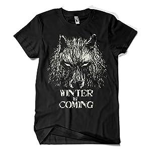 Camisetas La Colmena 344-Camiseta Winter Is Coming (Fuacka) 11